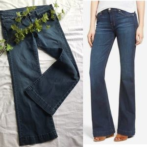 Dojo 7 For All Mankind Jeans Trousers Flare 30